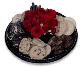 Assorted Cookie Centerpeice in Nationwide MI, Wesley Berry Florist, Inc.