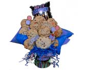 Happy Birthday Cookie Bouquet in Nationwide MI, Wesley Berry Florist, Inc.