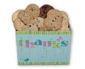 Special Thanks Cookie Assortment in Nationwide MI, Wesley Berry Florist, Inc.