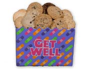 Get Well Cookie Assortment in Nationwide MI, Wesley Berry Florist, Inc.