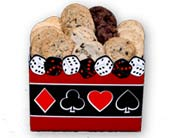 Lucky Chips Cookie Assortment in Nationwide MI, Wesley Berry Florist, Inc.