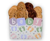 New Baby Cookie Assortment in Nationwide MI, Wesley Berry Florist, Inc.