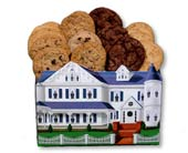 Home Sweet Home Cookie Assortment in Nationwide MI, Wesley Berry Florist, Inc.
