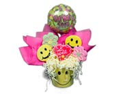 Get Well Soon Cookie Bouquet in Nationwide MI, Wesley Berry Florist, Inc.