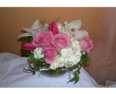 Santa Monica Flowers - Sweet Pink - Christopher Rogers Florist