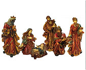 Fiberglass Nativity Set in San Antonio TX, Best Wholesale Christmas Co