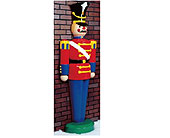 Half Toy Soldier in San Antonio TX, Best Wholesale Christmas Co