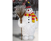 Snowman in San Antonio TX, Best Wholesale Christmas Co