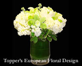 Mercer Island Flowers - Purity - Topper's European Floral Design