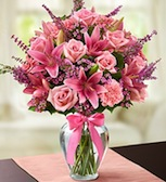 1 800 Flowers-Expressions of Pink in Woodbridge VA, Lake Ridge Florist