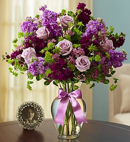 1 800 Flowers-Shades of Purple in Woodbridge VA, Lake Ridge Florist