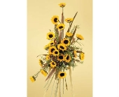 Sunflower Spray in Aston PA, Wise Originals Florists & Gifts