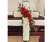 Hope and Honor Cross in Aston PA, Wise Originals Florists & Gifts