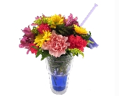 Detroit Flowers - Summer Breeze Bouquet (Metro-Detroit Area Only) - Thrifty Florist