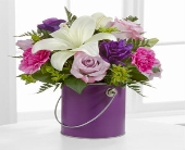 The FTD� Color Your Day With Beauty� Bouquet in Wichita KS, Lilie's Flower Shop