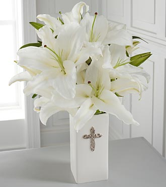 The Faithful Blessings� Bouquet by FTD� - VASE INC in Wichita KS, Lilie's Flower Shop
