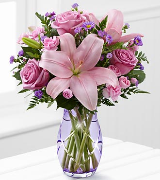 The FTD� Graceful Wonder� Bouquet by Better Homes  in Highlands Ranch CO, TD Florist Designs