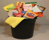Zephyrhills Flowers - Car Wash Snack Bucket - Marion Smith Florist