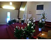 Wedding in Chattanooga, Tennessee, Chattanooga Florist 877-698-3303