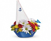 Teleflora's Little Dreamboat Bouquet in Blue Bell PA, Blooms & Buds Flowers & Gifts
