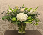 Vase Arrangement Designer's Choice - Traditional in Toronto ON, The Flower Nook