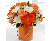 The FTD� Color Your Day With Laughter� in San Clemente CA, Beach City Florist