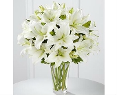 The Spirited Grace� Lily Bouquet by FTD� in San Clemente CA, Beach City Florist