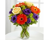 The FTD� Rays of Soloace� Bouquet in San Clemente CA, Beach City Florist