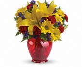 Teleflora's Let's Celebrate Bouquet, picture