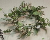 Silk Wreath in New Castle PA, Butz Flowers & Gifts