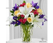 The FTD� New Day Dawns� Bouquet by Vera Wang in San Clemente CA, Beach City Florist
