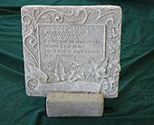 Grandfather Square Stone in Louisville KY, Berry's Flowers, Inc.
