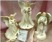 Remembance Angel in St. Joseph, Missouri, Butchart Flowers Inc & Greenhouse