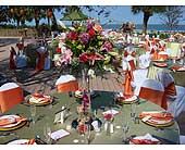 Beach Wedding in Hilton Head Island SC, Flowers by Sue, Inc.