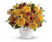 Teleflora's Country Splendor Bouquet in Edmonton AB, Petals For Less Ltd.