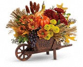 Auburndale Flowers - Teleflora's Rustic Charm Bouquet - The Fantasy Shoppe