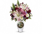 Thomas Kinkade's Moments Of Grace by Teleflora in Salina, Kansas, Pettle's Flowers