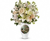 Thomas Kinkade's Radiant Garden by Teleflora in Bedford, Indiana, Bailey's Flowers & Gifts