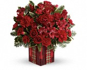 Season's Surprise Bouquet by Teleflora in Bradenton FL, Tropical Interiors Florist