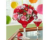 Strawberry Floral Margarita�