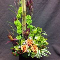 linear tropical in Bothell WA, The Bothell Florist