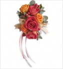 Sunset Beauty Wristlet in Clearwater, Florida, Hassell Florist