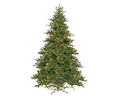 9'' Mixed Country Tree in San Antonio TX, Best Wholesale Christmas Co