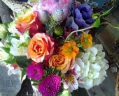 sweet moments in Orinda CA, Misaghi Design Orinda Florist