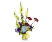Simple Pleasures Vase Arrg. in Oklahoma City, Oklahoma, Trochta's