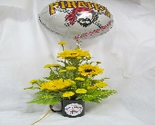 Cranberry Township Flowers - PIRATE MUG - Harolds Flower Shop