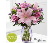 The FTD� Graceful Wonder� Bouquet by Better Homes  in San Clemente CA, Beach City Florist
