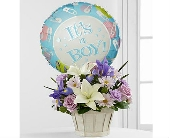 The Boys Are Best!� Bouquet by FTD� in San Clemente CA, Beach City Florist