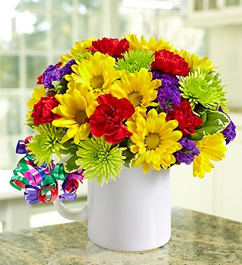 1 800 Flower-It's your Day-Mugable in Woodbridge VA, Lake Ridge Florist