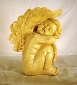 Sleeping Angel in Schaumburg, Illinois, Olde Schaumburg Flowers